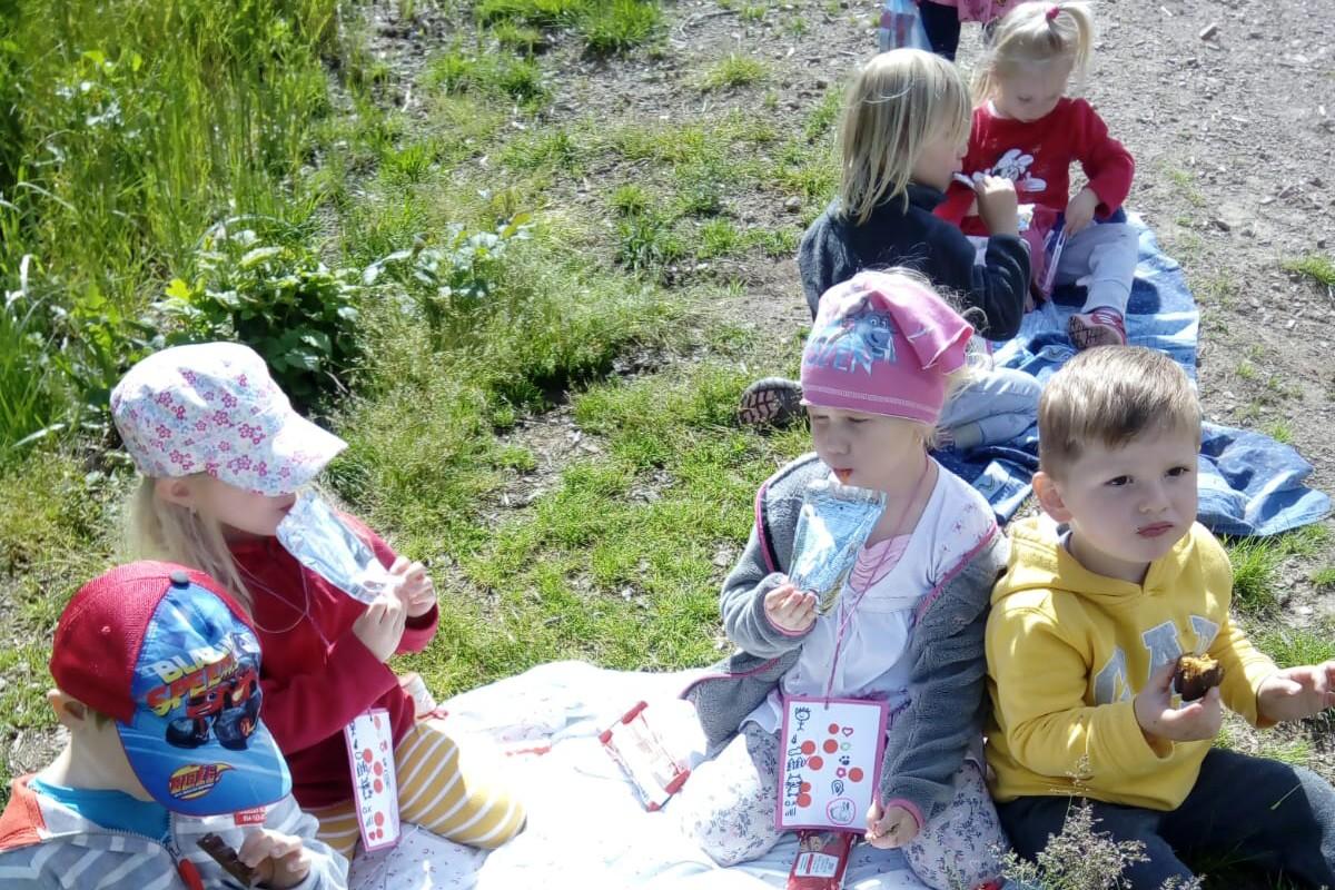 Den dětí - Cesta za pokladem 1.6.2020