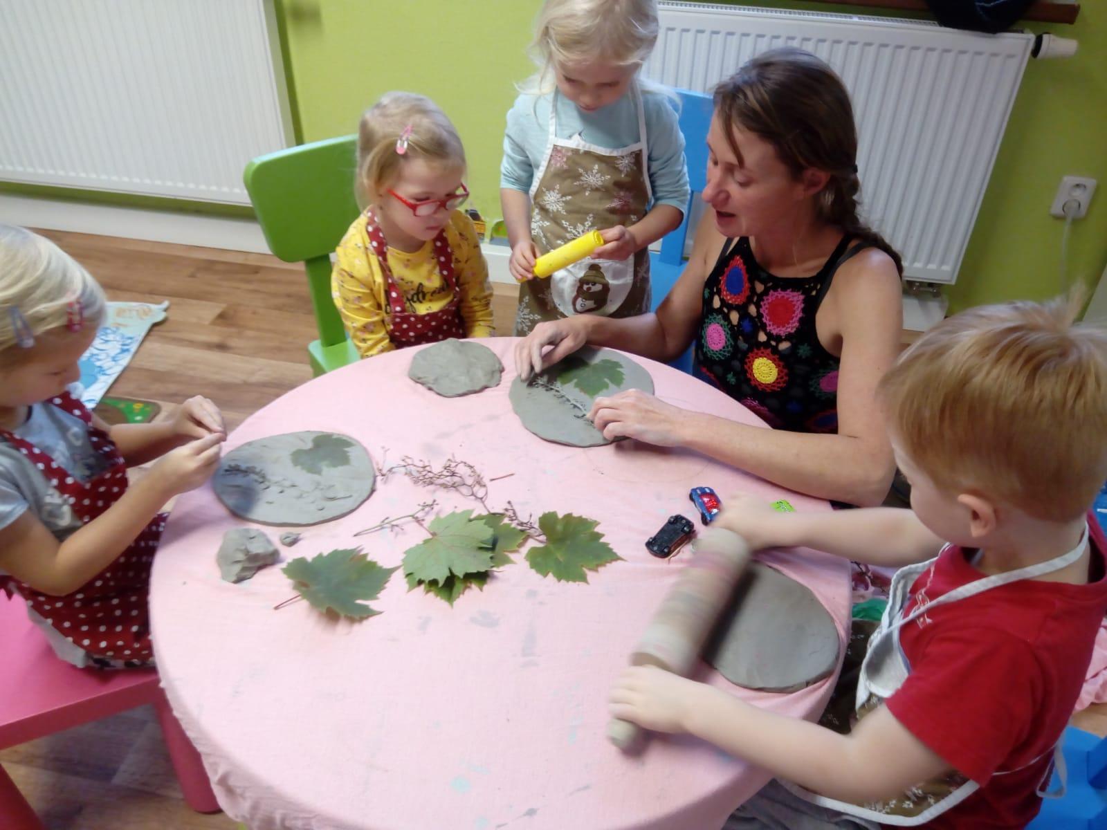 Podzimní keramika 2020