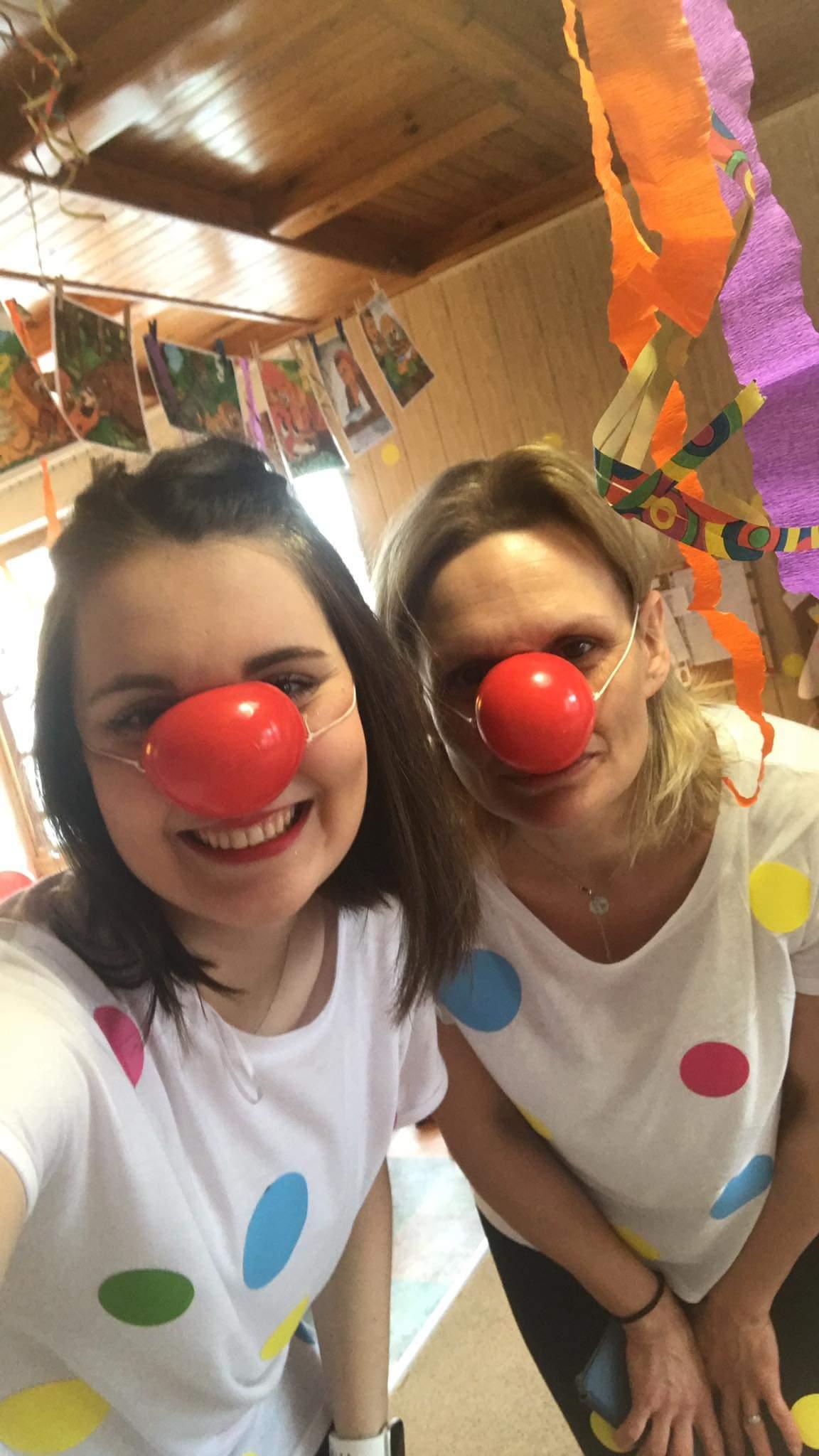 Náš barevný karneval 18.2.2021 - pokračování :-)