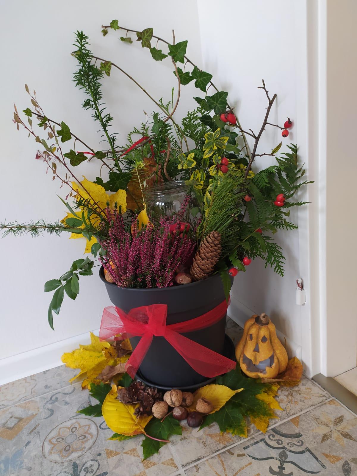 Podzimní dekorace 9.11.2020