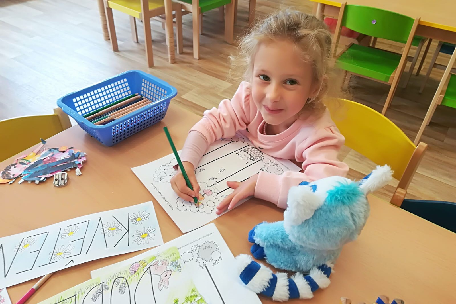 Předškolní vzdělávání 14.5.2020
