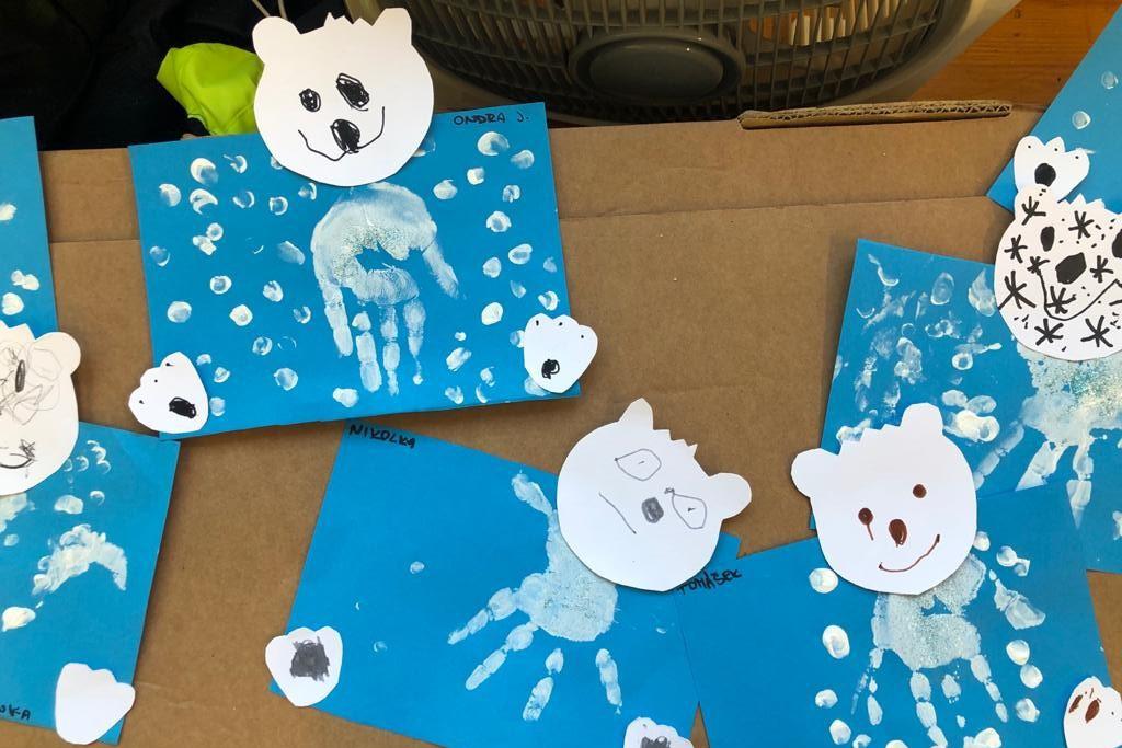Lední medvídci 19.1.2021