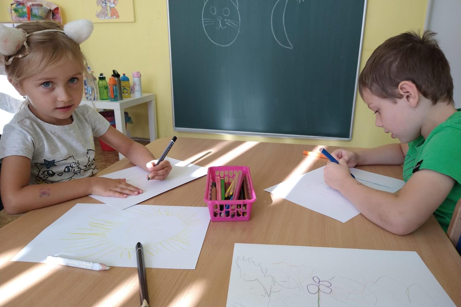 Děti si tvoří pravidla 22.9.2020