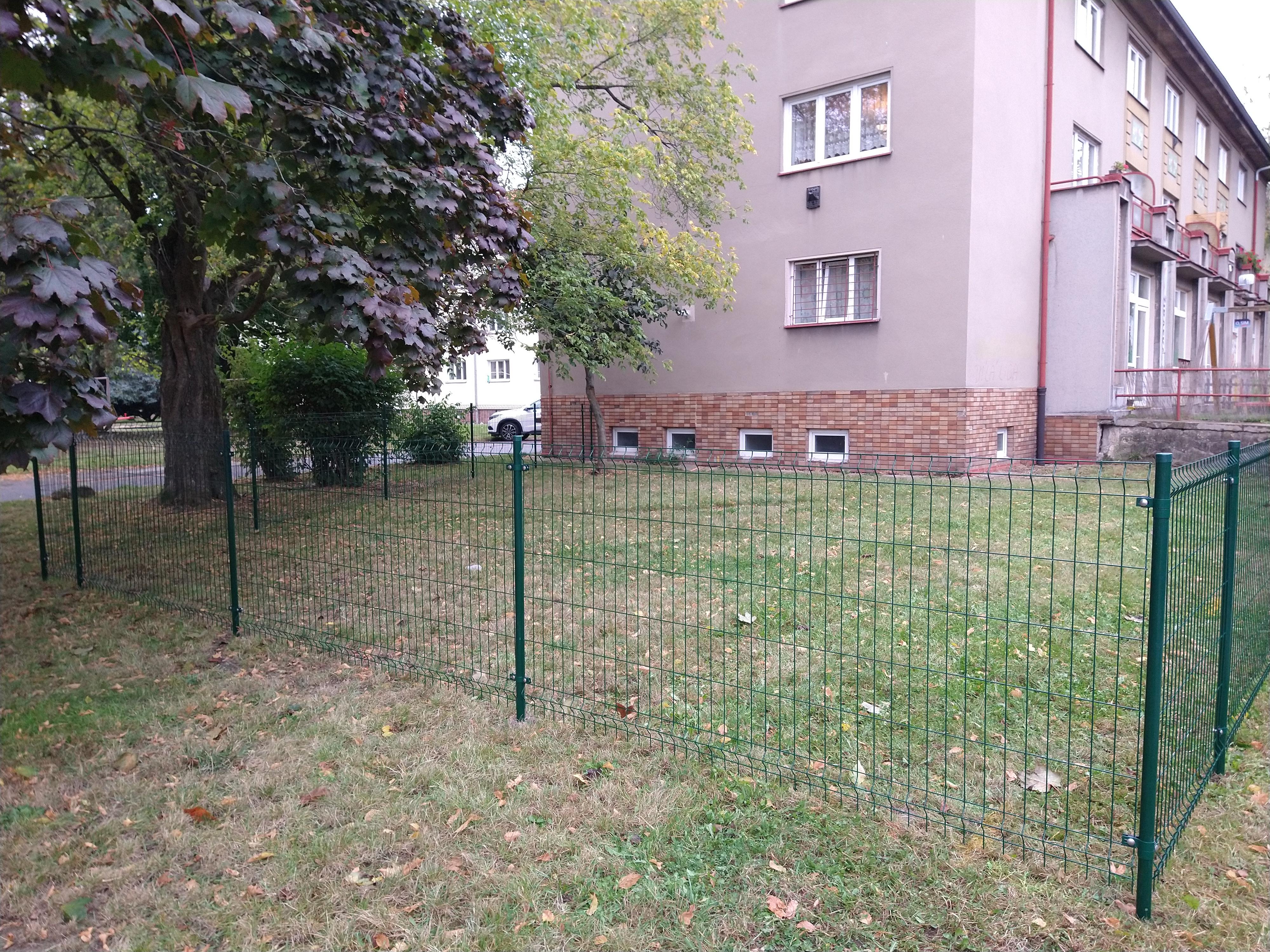 Naše nová zahrada 14.10.2021